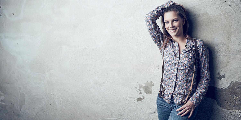 Denise Jastraunig, Foto: Karim Khawatmi