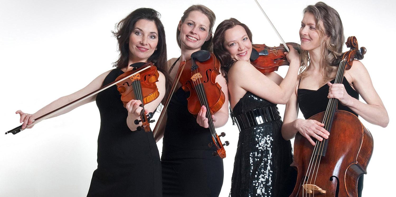 Klassische Musik - Streicherinnen
