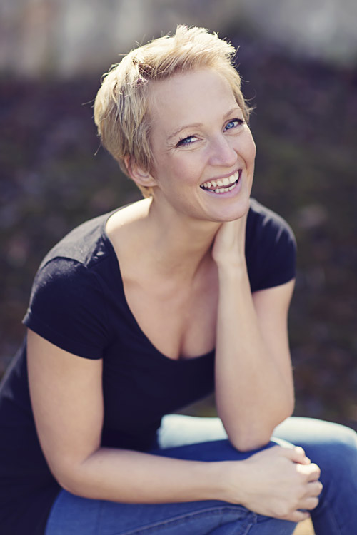 Melanie Ortner-Stassen © Conny Wenk