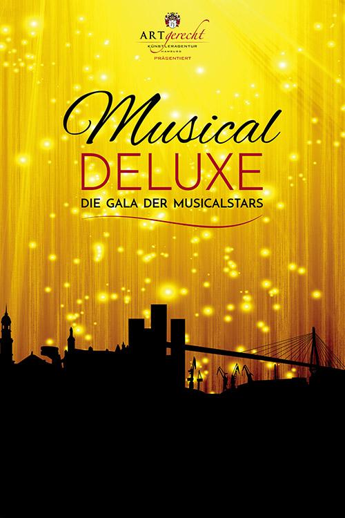 Plakat Musical Deluxe